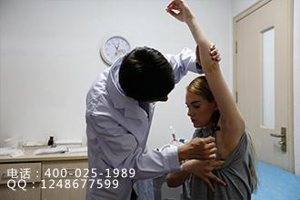 南京华厦中医疗法之——梅花针